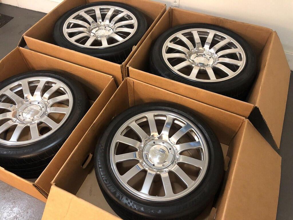Bộ bánh mâm cũ của Bugatti Veyron có giá đắt hơn cả một chiếc Porsche 911 - Hình 12