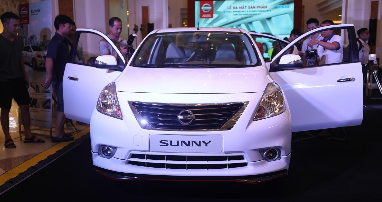 Bộ đôi Nissan X-Trail và Sunny phiên bản cao cấp ra mắt thị trường Việt - Hình 3