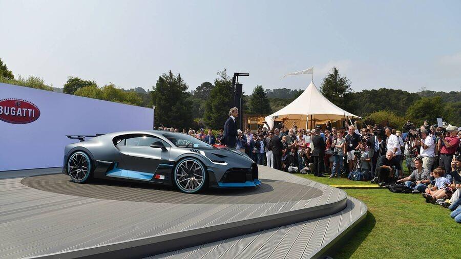 Bugatti đang phát triển thêm ít nhất ba phiên bản khác của Chiron - Hình 1