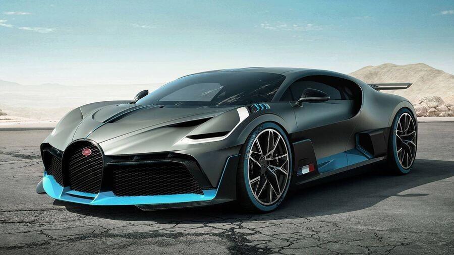 Bugatti đang phát triển thêm ít nhất ba phiên bản khác của Chiron - Hình 2