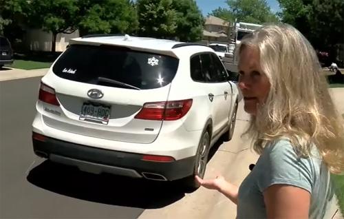 Connie Monsees đã lái chiếc SUV đi theo gợi ý của Google Maps.