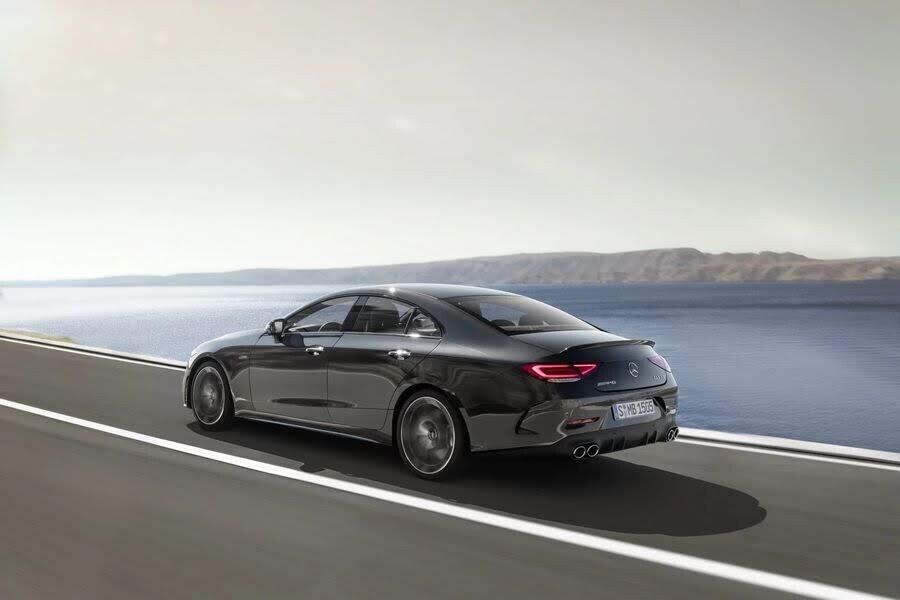 Các mẫu Mercedes-AMG 53 mới đã sẵn sàng cho các đơn đặt hàng ở Đức, giá từ 2,17 tỷ VNĐ - Hình 2