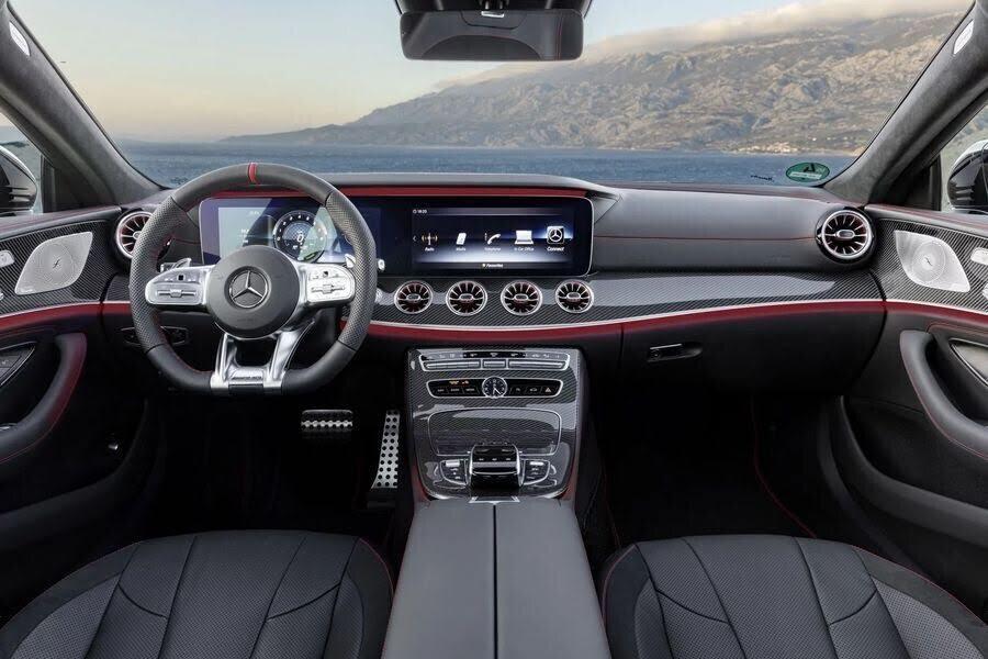 Các mẫu Mercedes-AMG 53 mới đã sẵn sàng cho các đơn đặt hàng ở Đức, giá từ 2,17 tỷ VNĐ - Hình 6