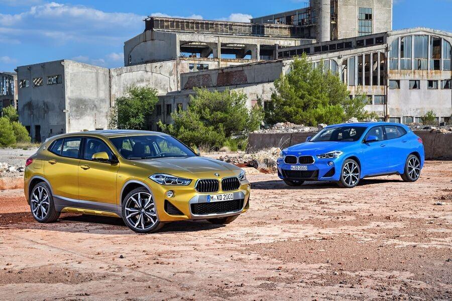 Các phiên bản giá rẻ hơn của BMW X2 2018 và X3 mới chính thức trình làng - Hình 1