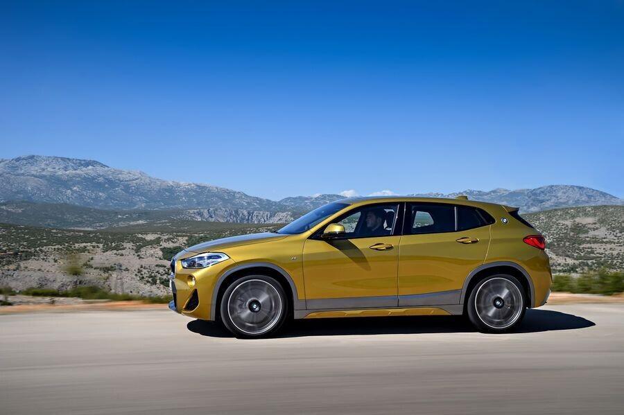 Các phiên bản giá rẻ hơn của BMW X2 2018 và X3 mới chính thức trình làng - Hình 2
