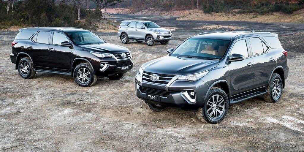 Các phiên bản Toyota Fortuner 2018 đồng loạt giảm giá - Hình 4