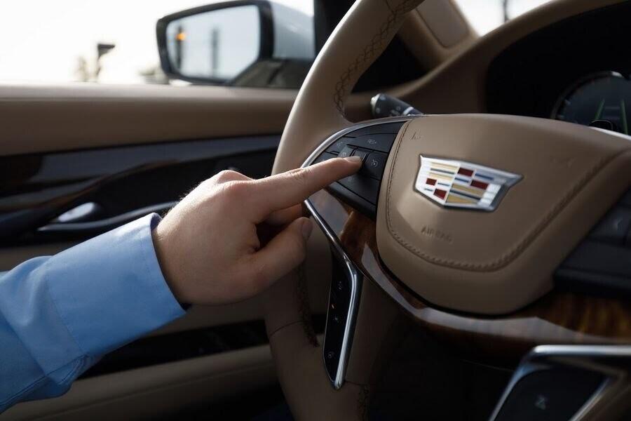 Cadillac CT6 2018 bổ sung công nghệ lái bán tự động Super Cruise - Hình 2