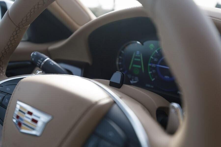 Cadillac CT6 2018 bổ sung công nghệ lái bán tự động Super Cruise - Hình 5