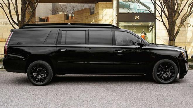 Chiếc Cadillac Escalade của Lexani