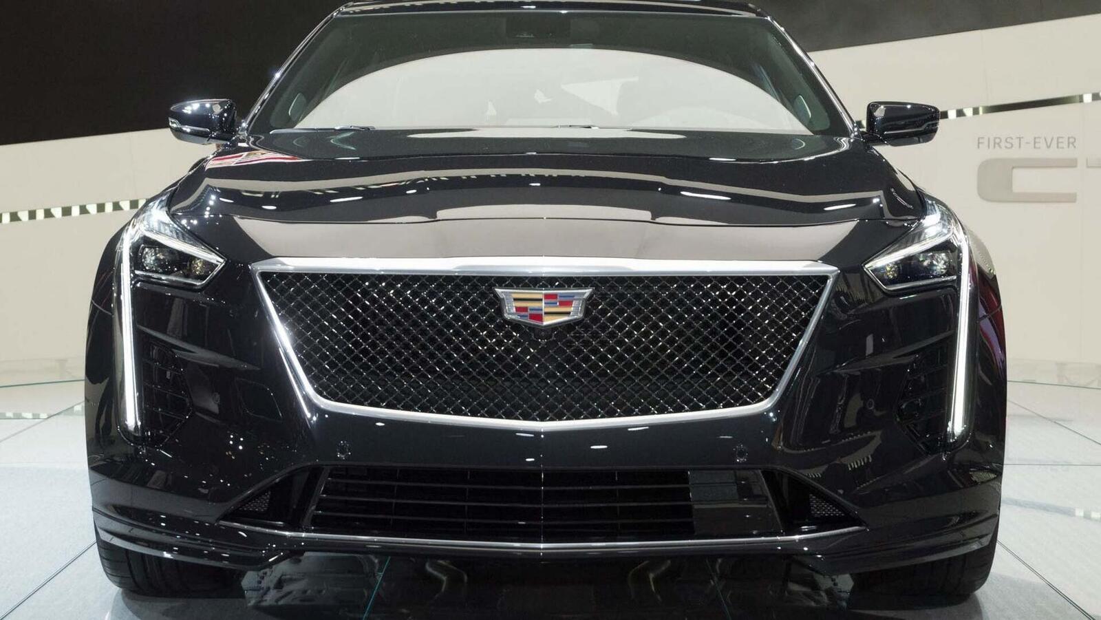 Cadillac mang CT6 V-Sport 2019 đến triển lãm ô tô New York 2018 - Hình 3