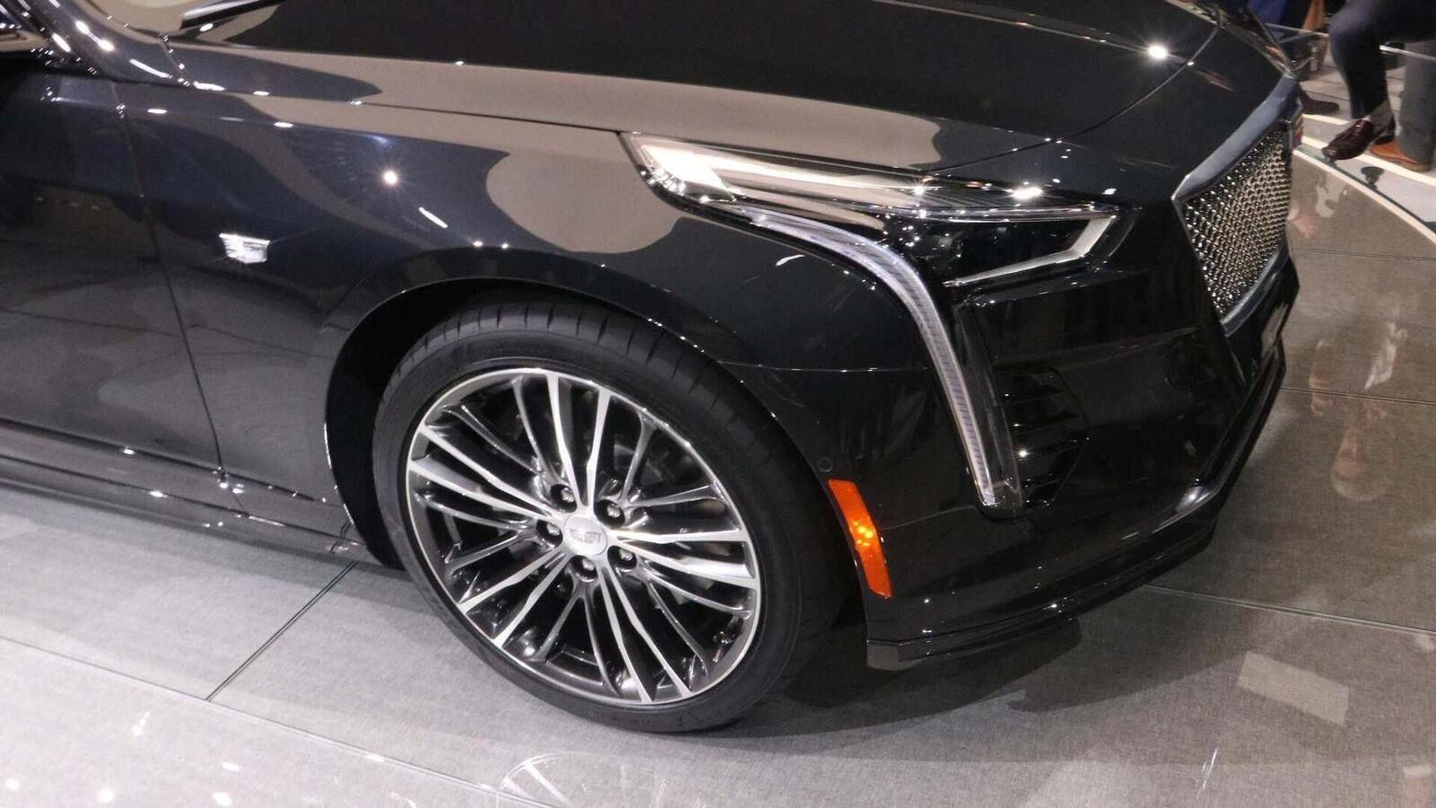 Cadillac mang CT6 V-Sport 2019 đến triển lãm ô tô New York 2018 - Hình 7