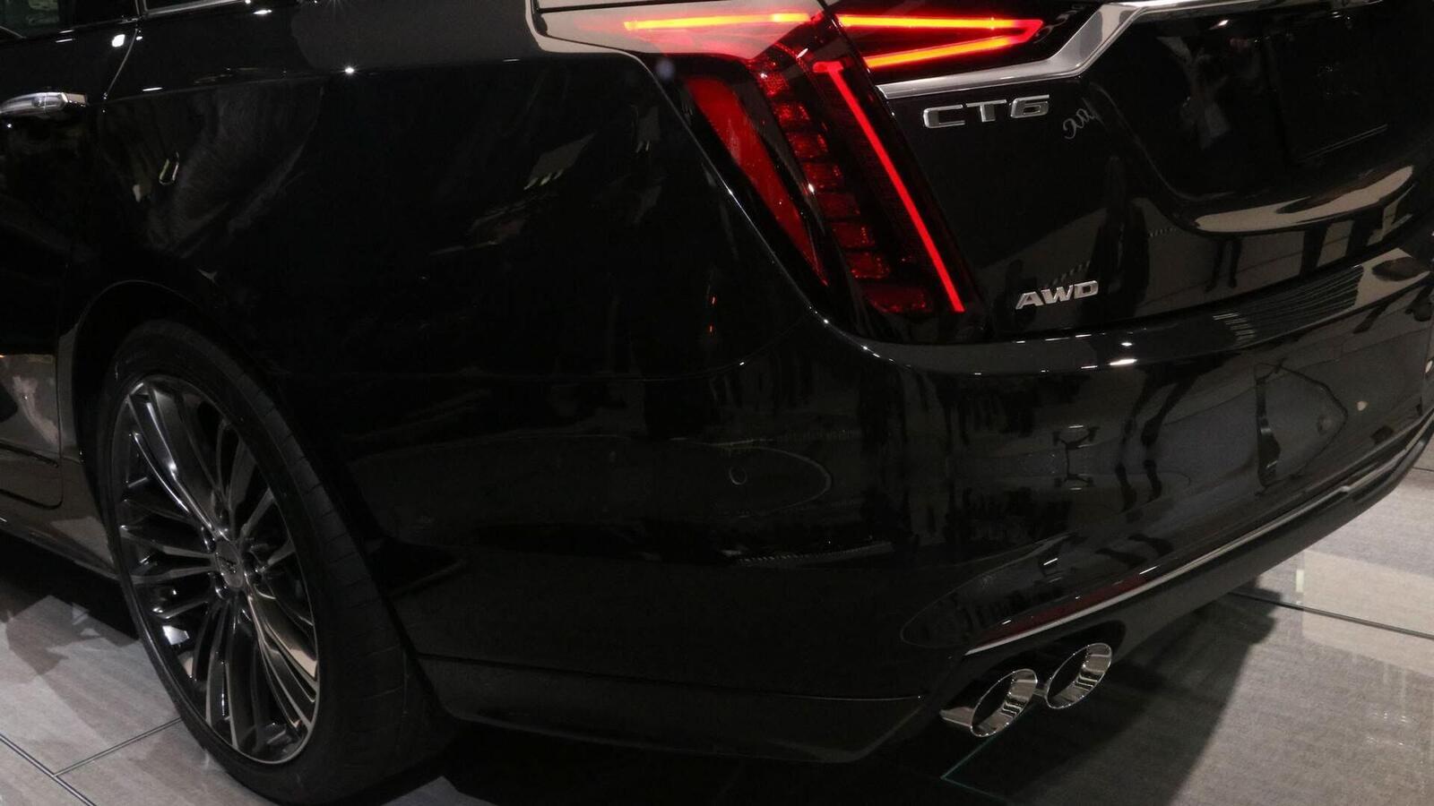 Cadillac mang CT6 V-Sport 2019 đến triển lãm ô tô New York 2018 - Hình 9