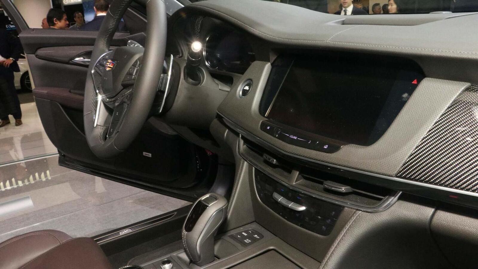 Cadillac mang CT6 V-Sport 2019 đến triển lãm ô tô New York 2018 - Hình 11