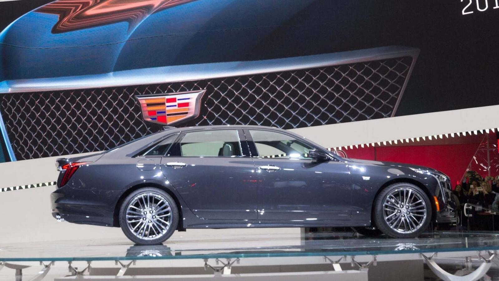 Cadillac mang CT6 V-Sport 2019 đến triển lãm ô tô New York 2018 - Hình 14
