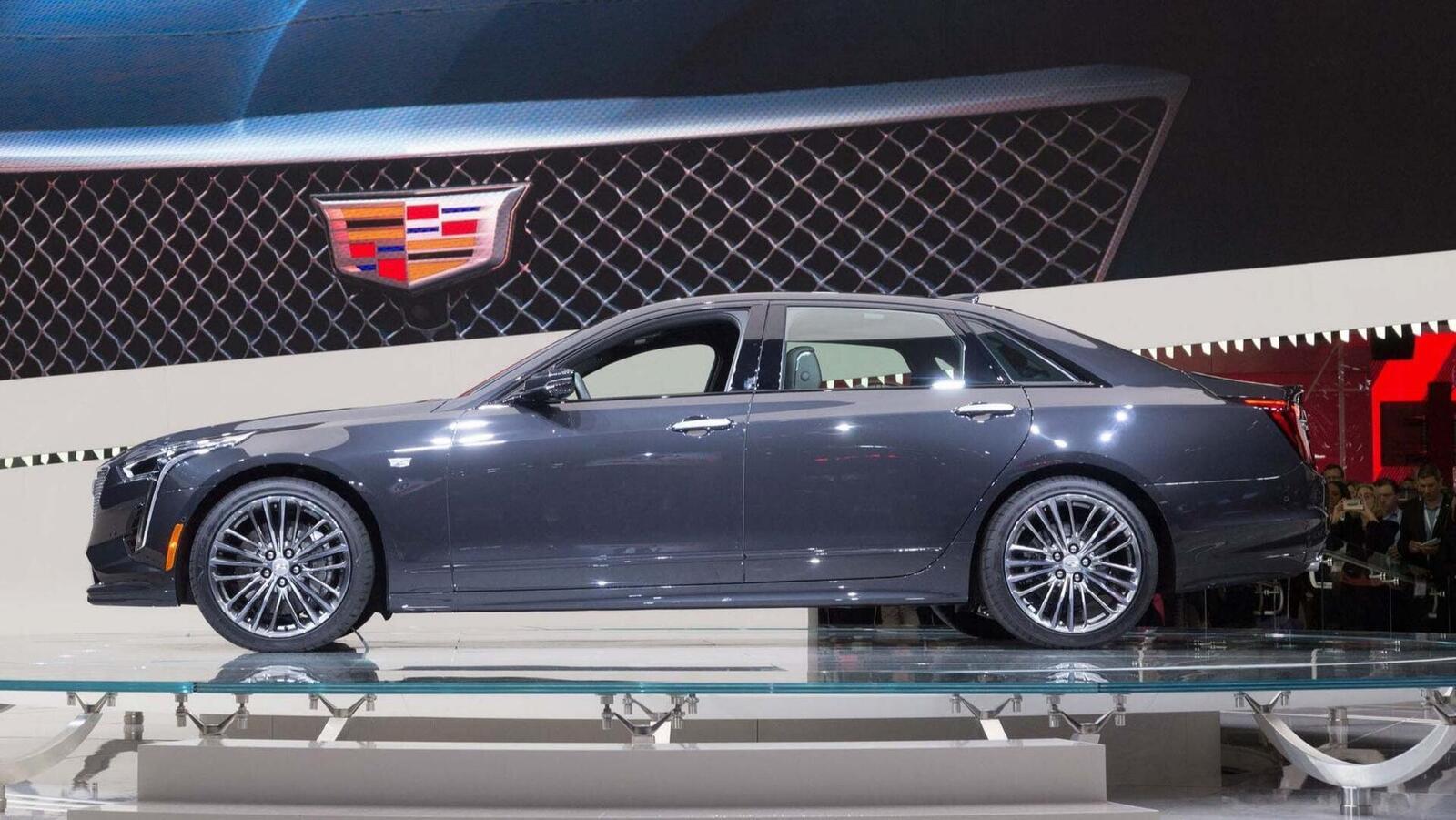 Cadillac mang CT6 V-Sport 2019 đến triển lãm ô tô New York 2018 - Hình 17