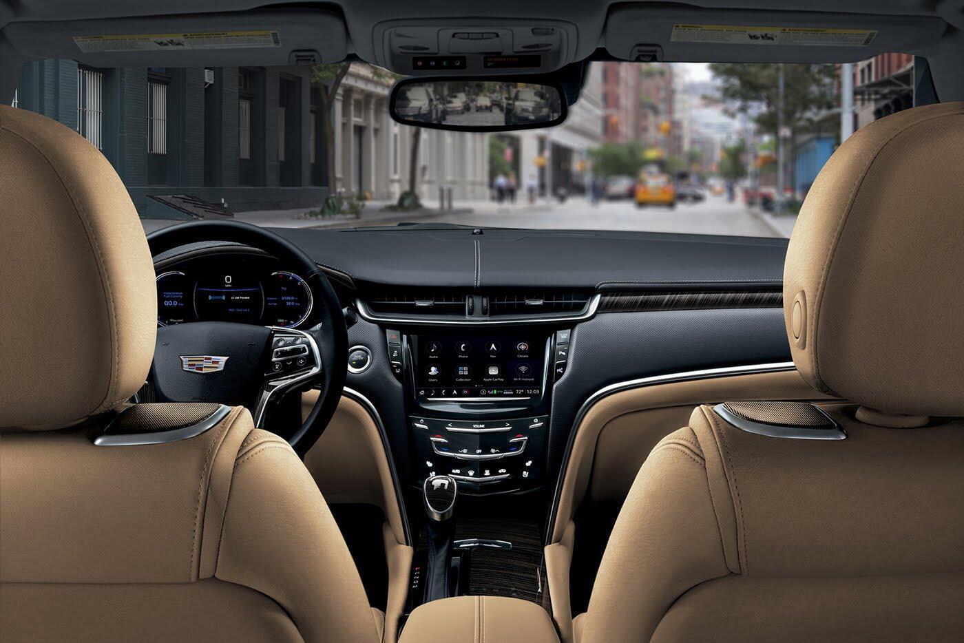 Cadillac XTS 2018 lộ diện với thiết kế hoàn toàn mới - Hình 4