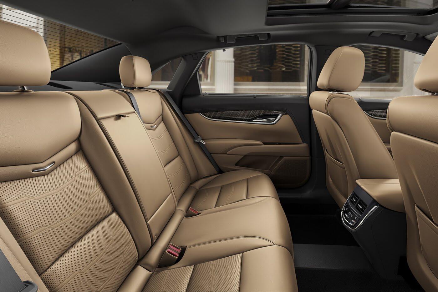 Cadillac XTS 2018 lộ diện với thiết kế hoàn toàn mới - Hình 5