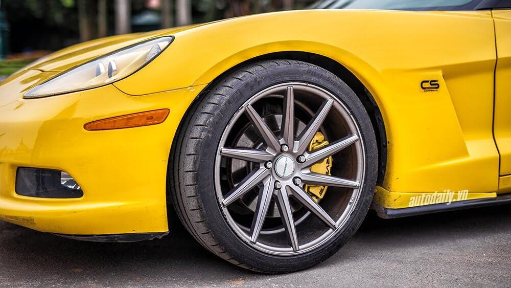 ''Cầm cương'' Chevrolet Corvette C6: Cơ bắp Mỹ đúng điệu - Hình 5