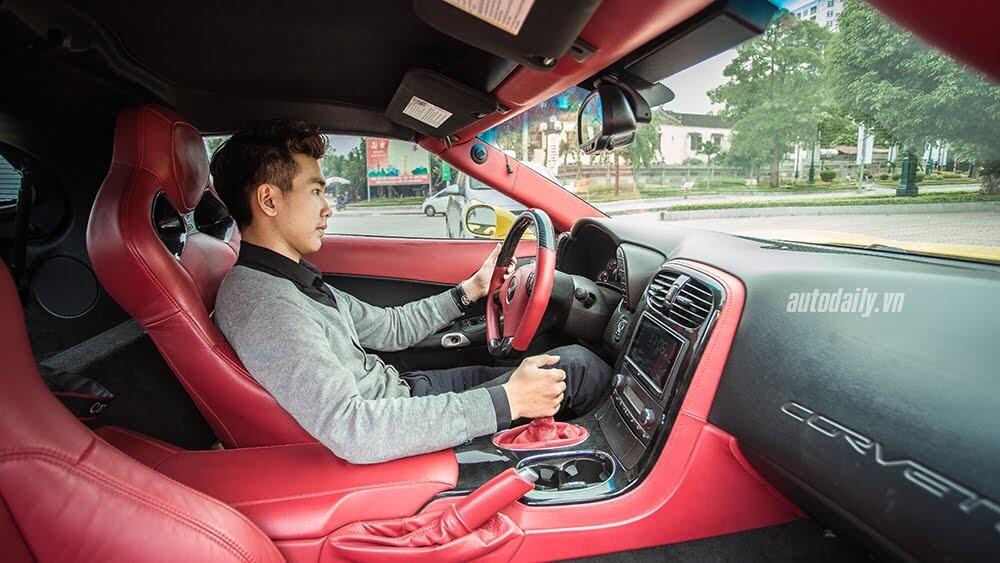 ''Cầm cương'' Chevrolet Corvette C6: Cơ bắp Mỹ đúng điệu - Hình 9