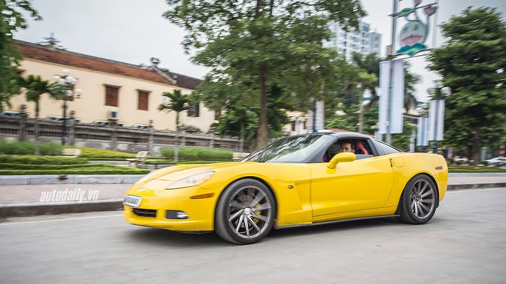 ''Cầm cương'' Chevrolet Corvette C6: Cơ bắp Mỹ đúng điệu - Hình 10