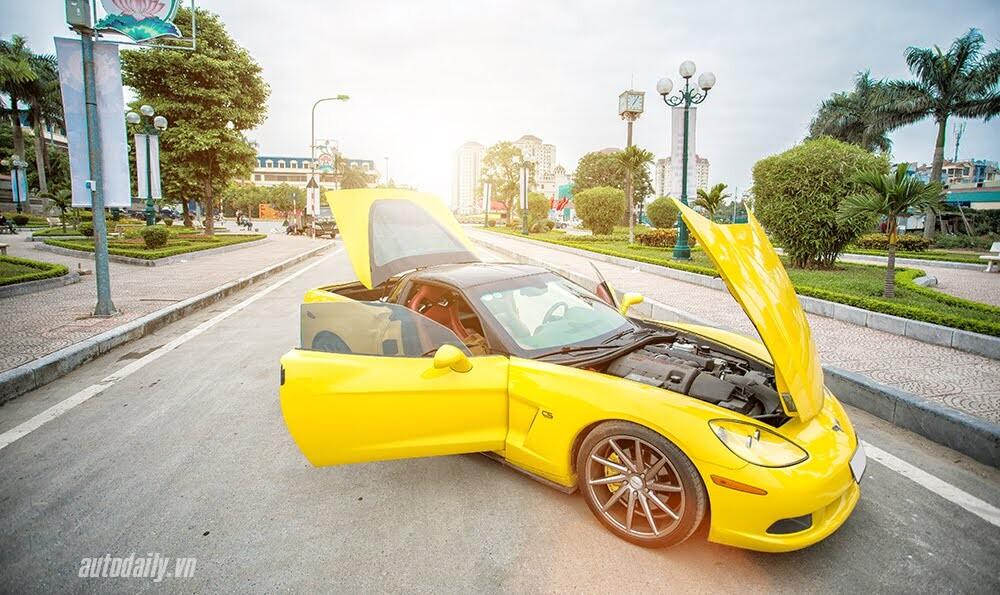 ''Cầm cương'' Chevrolet Corvette C6: Cơ bắp Mỹ đúng điệu - Hình 11