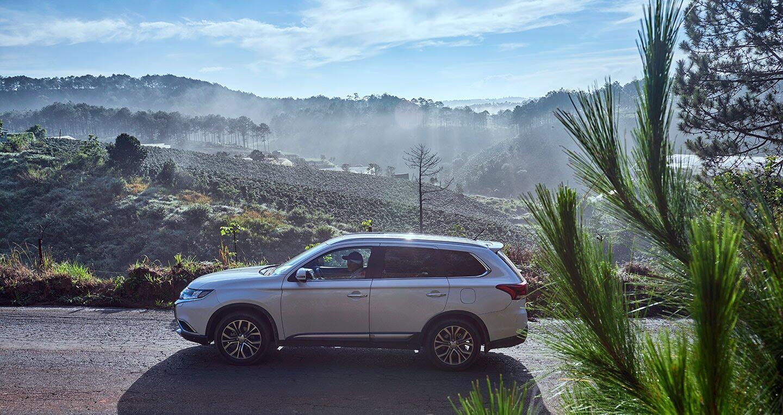"""Cầm lái Mitsubishi Outlander """"từ phố lên rừng"""" (P.1) - Hình 7"""