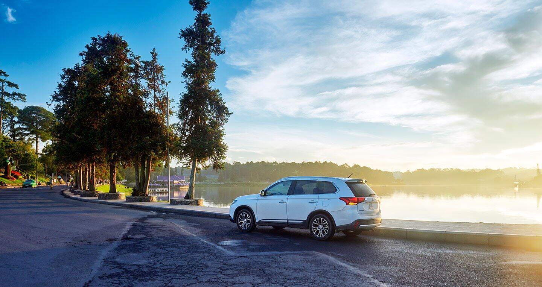 """Cầm lái Mitsubishi Outlander """"từ phố lên rừng"""" (P.2) - Hình 1"""