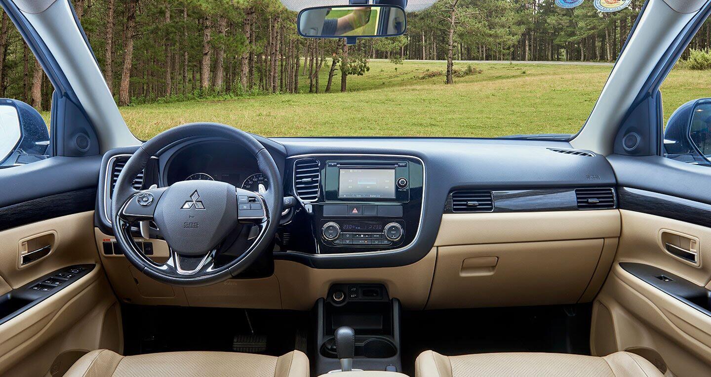 """Cầm lái Mitsubishi Outlander """"từ phố lên rừng"""" (P.2) - Hình 2"""