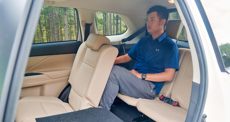 """Cầm lái Mitsubishi Outlander """"từ phố lên rừng"""" (P.2) - Hình 6"""