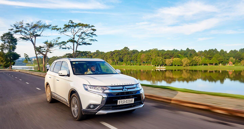 """Cầm lái Mitsubishi Outlander """"từ phố lên rừng"""" (P.2) - Hình 7"""