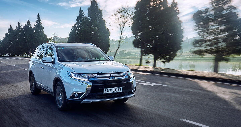 """Cầm lái Mitsubishi Outlander """"từ phố lên rừng"""" (P.2) - Hình 8"""