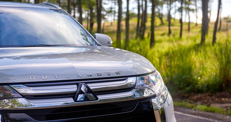 """Cầm lái Mitsubishi Outlander """"từ phố lên rừng"""" (P.2) - Hình 9"""