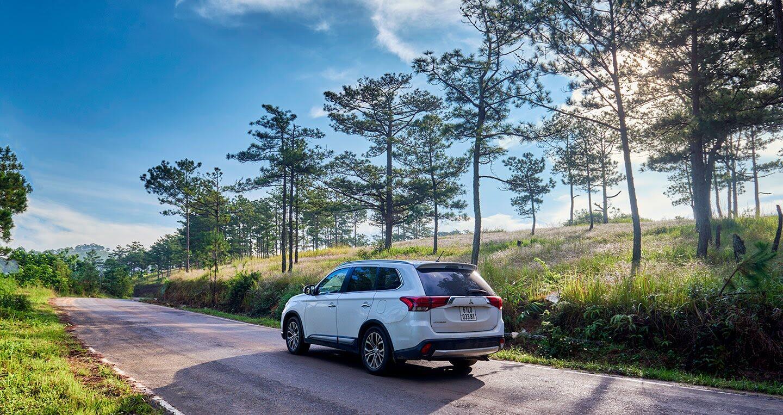 """Cầm lái Mitsubishi Outlander """"từ phố lên rừng"""" (P.2) - Hình 10"""
