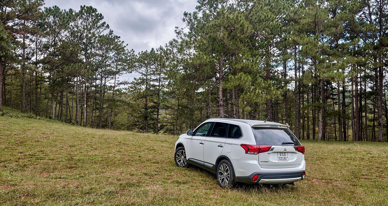 """Cầm lái Mitsubishi Outlander """"từ phố lên rừng"""" (P.2) - Hình 11"""