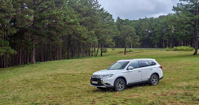 """Cầm lái Mitsubishi Outlander """"từ phố lên rừng"""" (P.2) - Hình 13"""