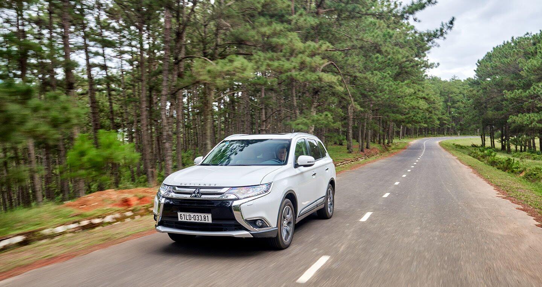 """Cầm lái Mitsubishi Outlander """"từ phố lên rừng"""" (P.2) - Hình 16"""