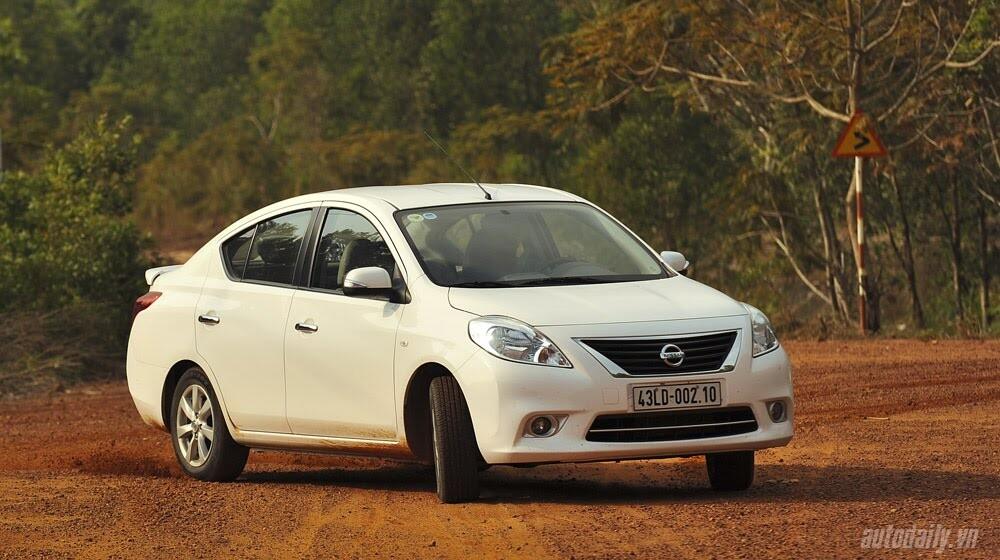 Cầm lái Nissan Sunny qua hành trình 1.000km - Hình 2