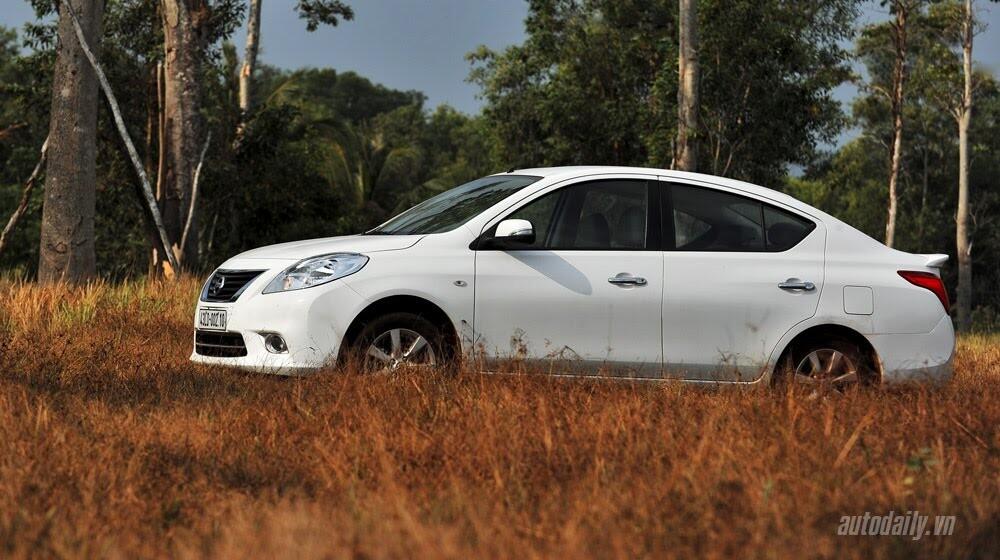 Cầm lái Nissan Sunny qua hành trình 1.000km - Hình 4