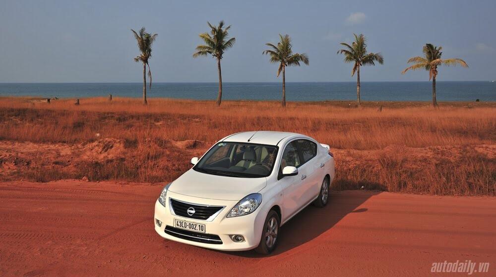 Cầm lái Nissan Sunny qua hành trình 1.000km - Hình 6