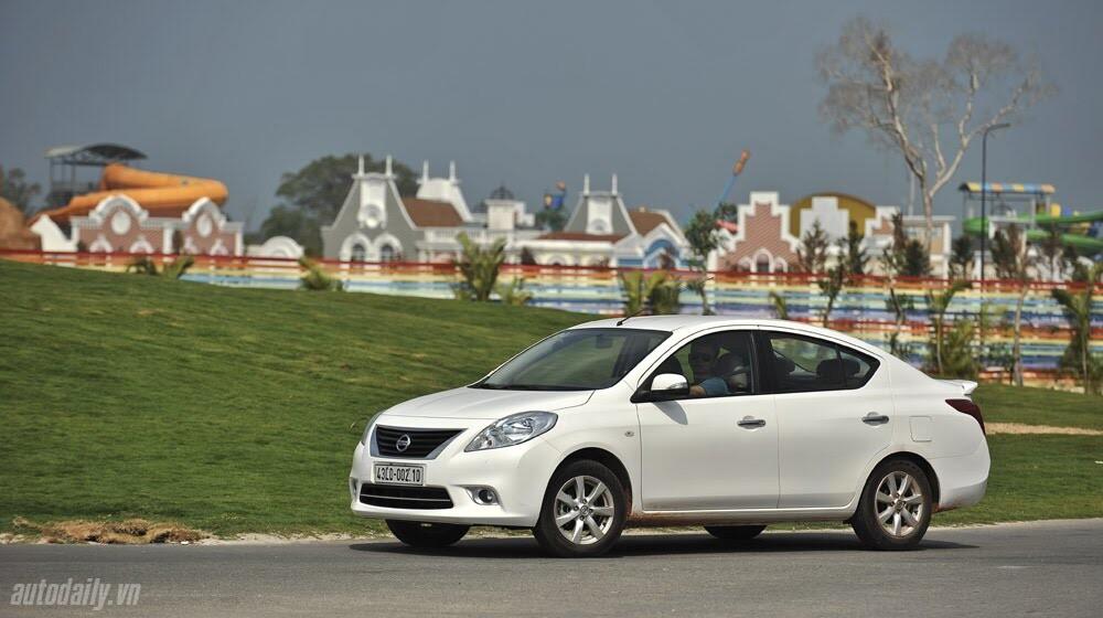Cầm lái Nissan Sunny qua hành trình 1.000km - Hình 9