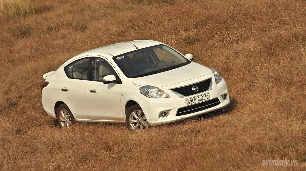 Cầm lái Nissan Sunny qua hành trình 1.000km - Hình 10