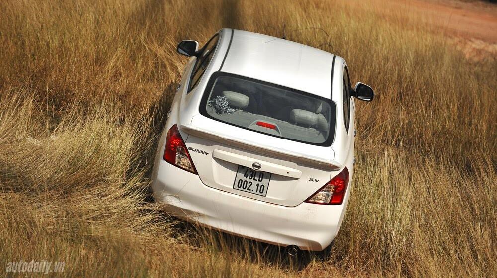 Cầm lái Nissan Sunny qua hành trình 1.000km - Hình 11