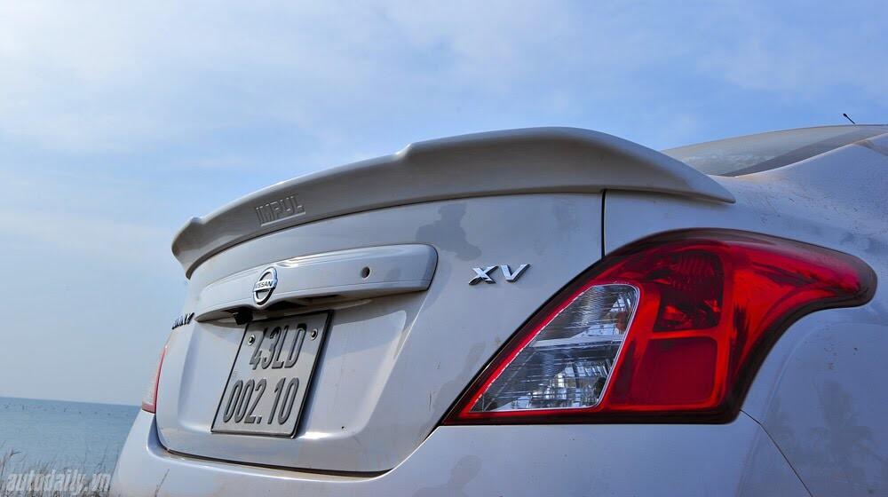 Cầm lái Nissan Sunny qua hành trình 1.000km - Hình 12