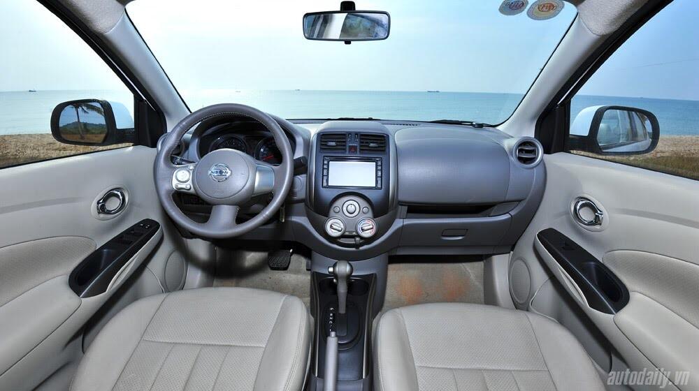 Cầm lái Nissan Sunny qua hành trình 1.000km - Hình 13