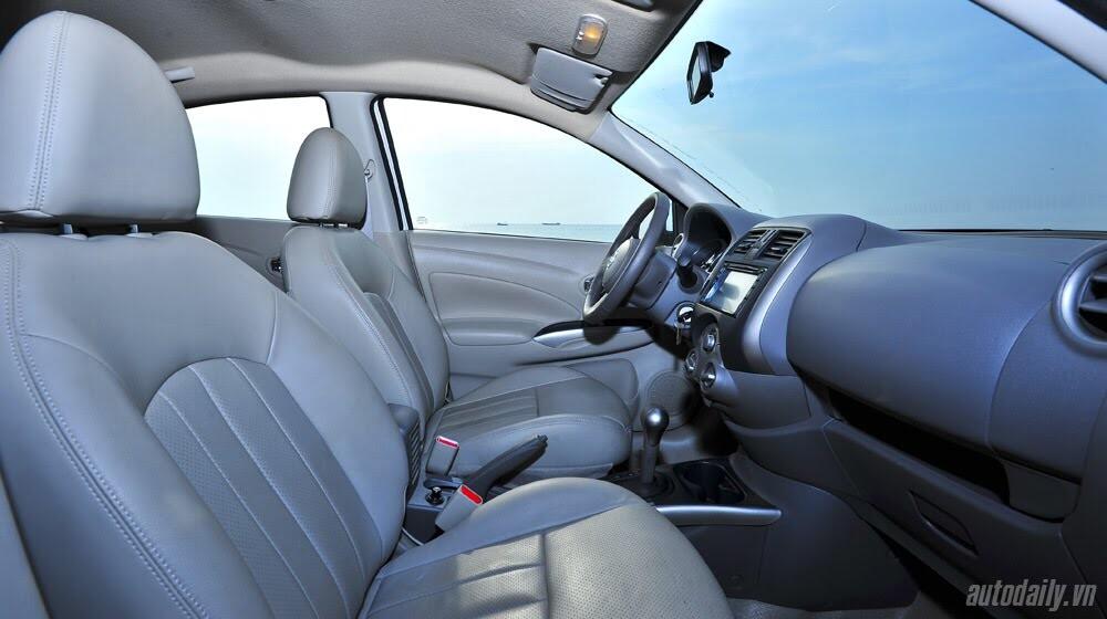 Cầm lái Nissan Sunny qua hành trình 1.000km - Hình 14