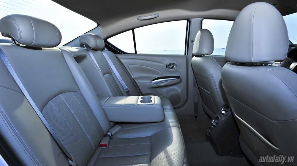 Cầm lái Nissan Sunny qua hành trình 1.000km - Hình 16