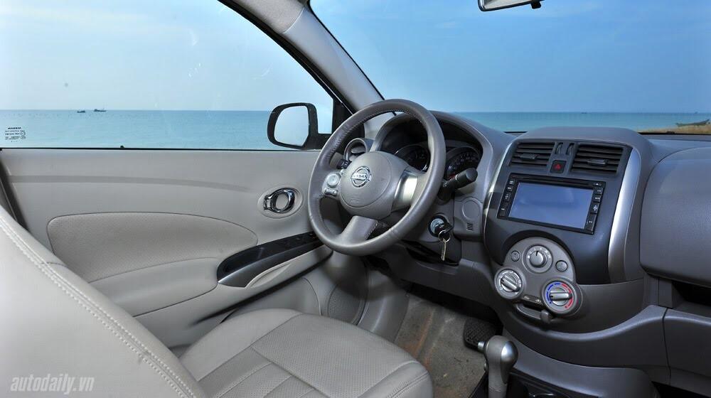 Cầm lái Nissan Sunny qua hành trình 1.000km - Hình 20