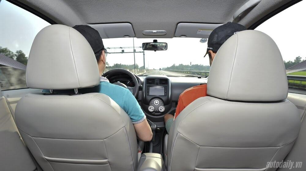 Cầm lái Nissan Sunny qua hành trình 1.000km - Hình 23