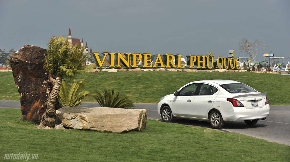Cầm lái Nissan Sunny qua hành trình 1.000km - Hình 24