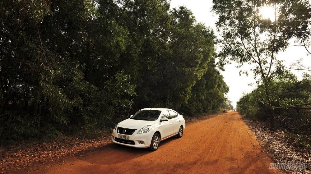Cầm lái Nissan Sunny qua hành trình 1.000km - Hình 25